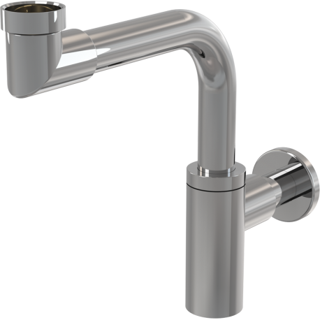 Siphon gain de place pour lavabo (A403)