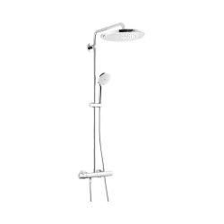 Euphoria System 310 Colonne de douche avec thermostatique pour montage mural (26075000)