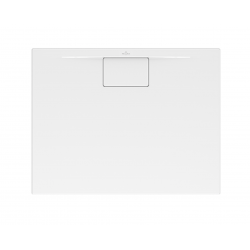 Receveur Architectura Metalrim, 1400 x 800 x 48 mm, blanc (UDA1480ARA248V-01)