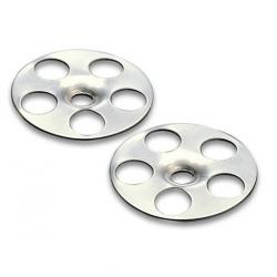 Carton de 100 rondelles de fixation acier inoxyd. (4501171)