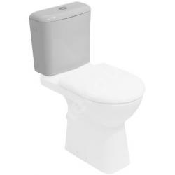 Deep by Jika - Réservoir WC blanc - JIKA (H8276120002411)