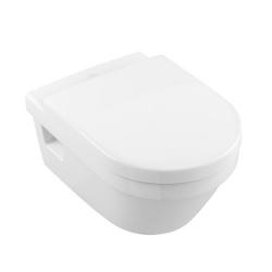 Villeroy & Boch Pack WC ceramic plus et abattant SoftClose (5684HRR1)