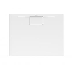 Receveur Architectura Metalrim, 1200 x 800 x 48 mm, blanc (UDA1280ARA248V-01)
