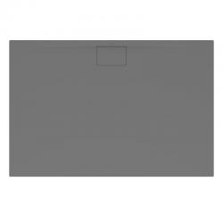 Receveur Architectura Metalrim, 1200 x 900 x 48 mm, anthracite (UDA1290ARA248V-1S)