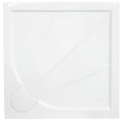 Receveur de douche SIKO carré 90x90 cm, marbre coulé SIKOLIMCC90Q