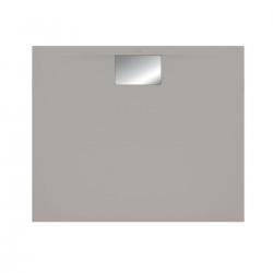 Receveur Architectura Metalrim, 1200 x 900 x 15 mm, gris (UDA1290ARA215V-3S)