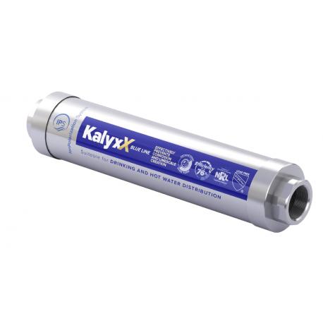 """Réducteur de tartre IPS KalyxX BlueLine G 1/2 """" femelle (IPSKXBG12)"""