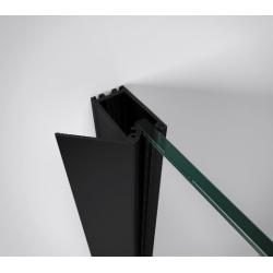 Barre de fixation noir mat siko