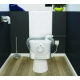 Sanibroyeur pour WC silencieux