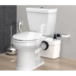 Sanibroyeur pour WC et lavabo
