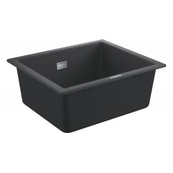 Evier de Cuisine K700 à encastrer par dessous Quartz Noir Granite 533 x 457 (31654AP0)