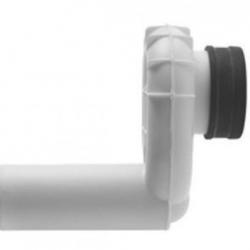 Accessoires Siphon 0,5 - 4 L, évacuation horizontale (cachée) - (0051130000)
