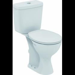 Ulysse WC PMR réhaussé pour combinaison H/PK 360 x 450 x 660 mm,blanc