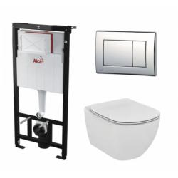 Pack WC Tesi IS Aquablade + Bati ALCA
