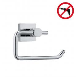 Hukk Dérouleur papier toilette, métal chromé, pose facile sans perçage (40246-00000-00)