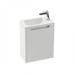 Meuble de salle de bain blanc sous lavabo Classic 40x50 cm