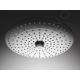 Nouvelle colonne de douche Euphoria Smartcontrol thermostatique: Tête XXL de 260mm et 3 jets (27296002)