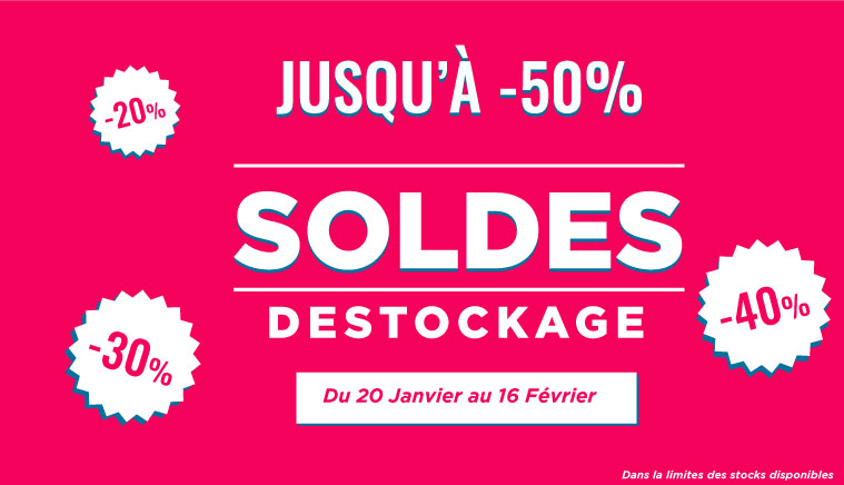 SOLDES AKAAZ GUADELOUPE